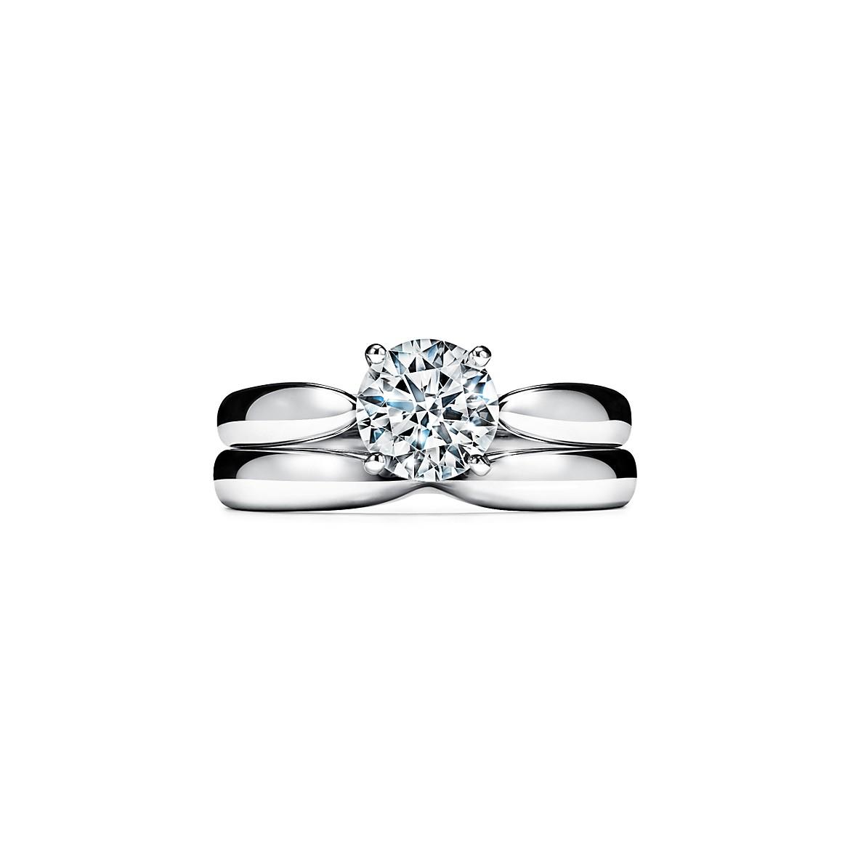 ティファニー ハーモニー エンゲージメント リング(3)―Tiffany & Co.(ティファニー)