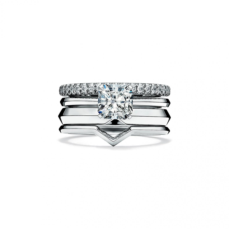 ティファニー トゥルー エンゲージメント リング(5)―Tiffany & Co.(ティファニー)