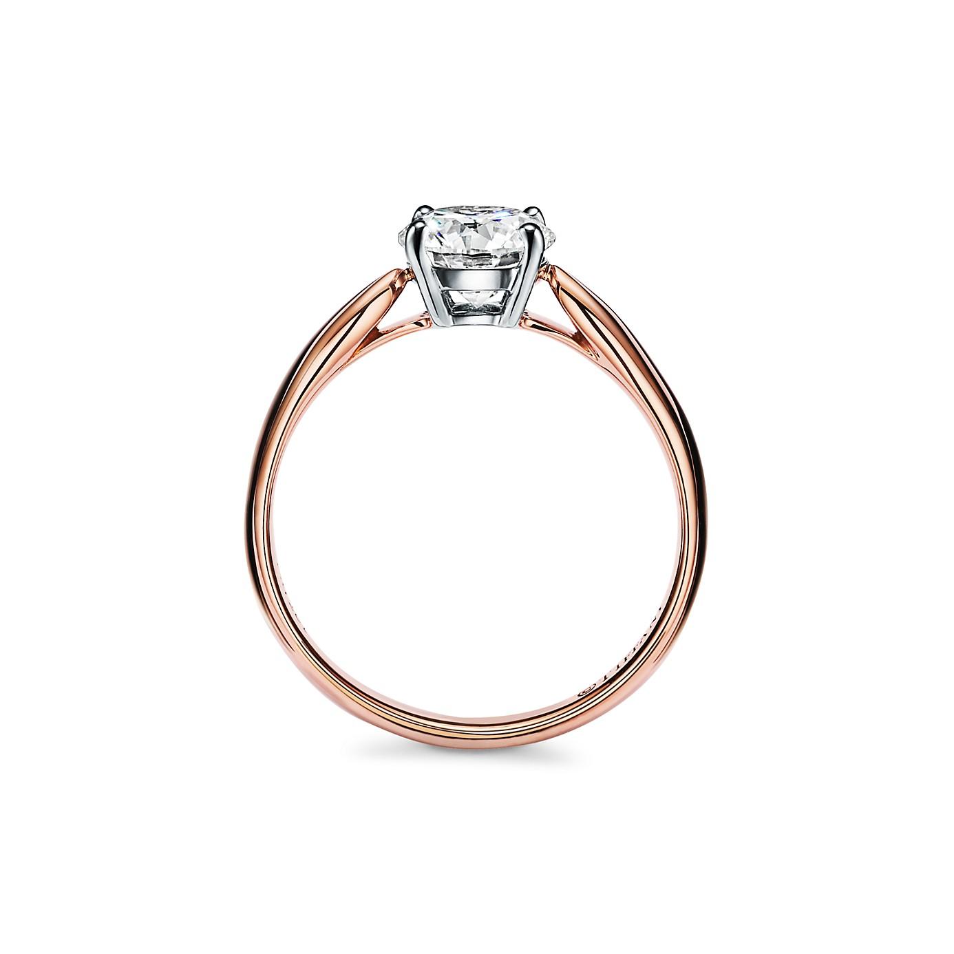 ティファニー ハーモニー エンゲージメント リング(2)―Tiffany & Co.(ティファニー)