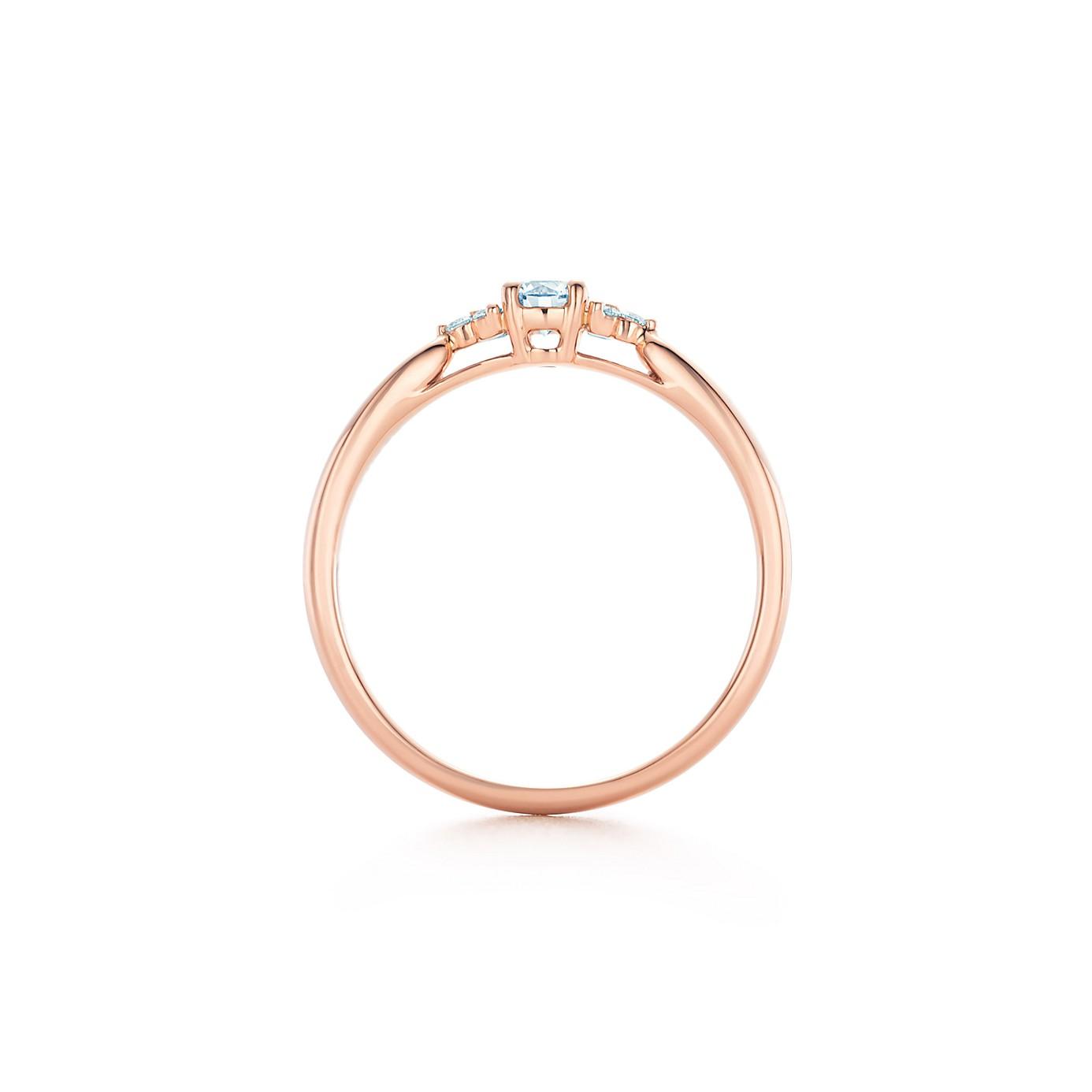ティファニー ハーモニー クラスター エンゲージメント リング(2)―Tiffany & Co.(ティファニー)