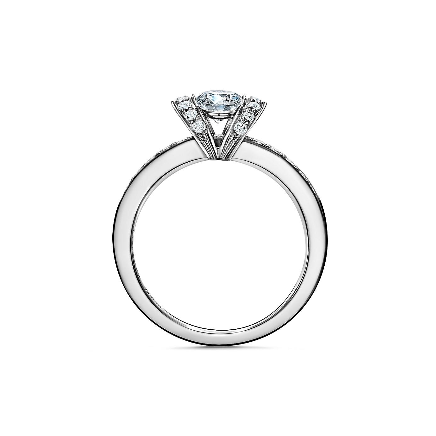 ティファニー リボン エンゲージメント リング(2)―Tiffany & Co.(ティファニー)