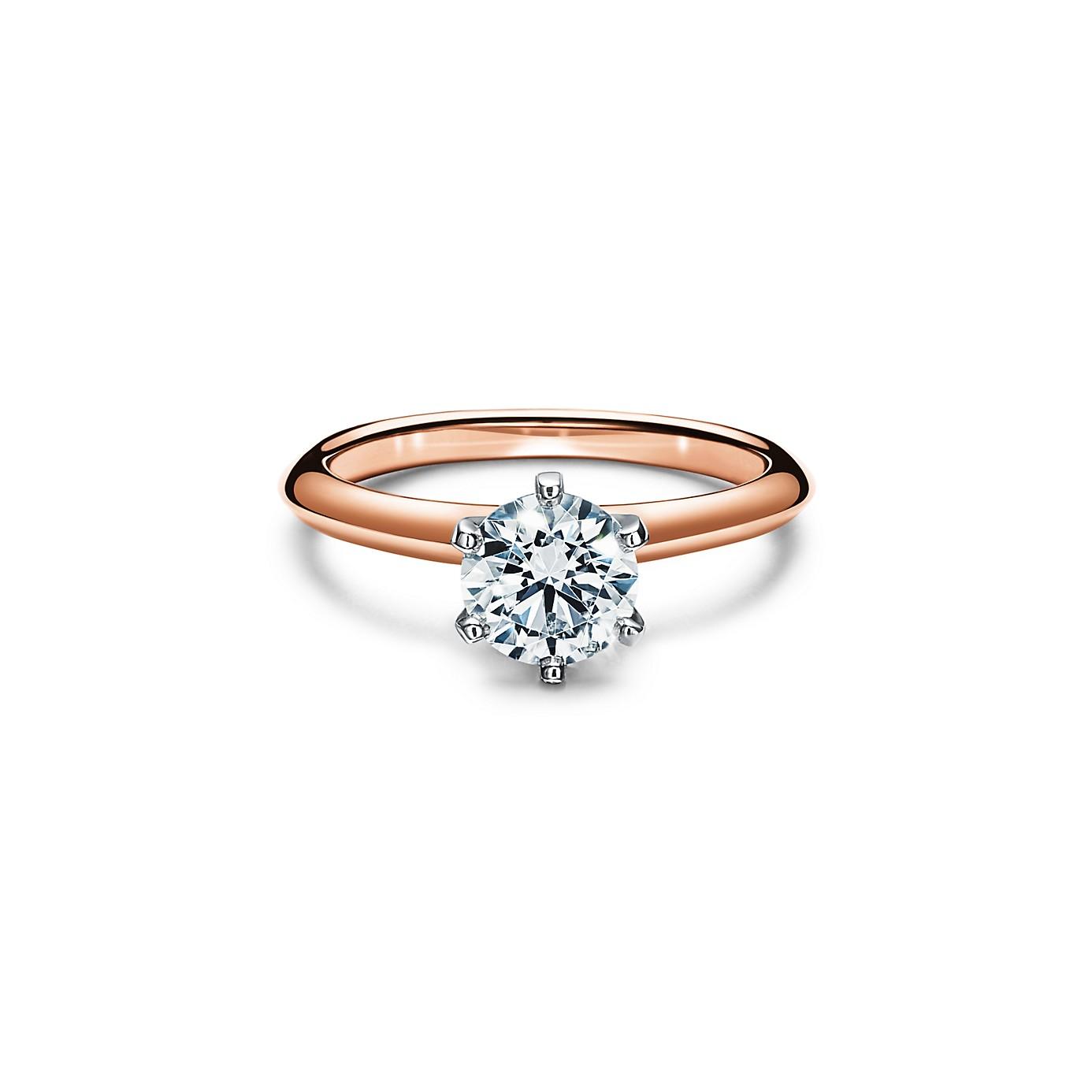 ティファニー セッティング エンゲージメント リング(1)―Tiffany & Co.(ティファニー)