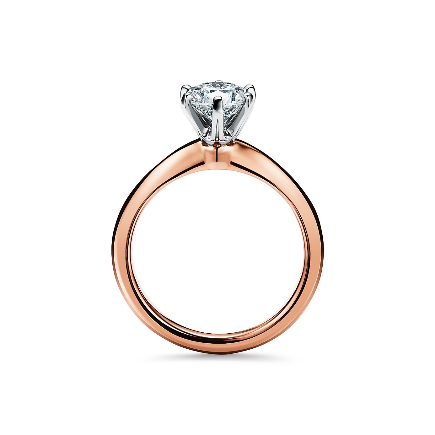 ティファニー セッティング エンゲージメント リング(2)―Tiffany & Co.(ティファニー)
