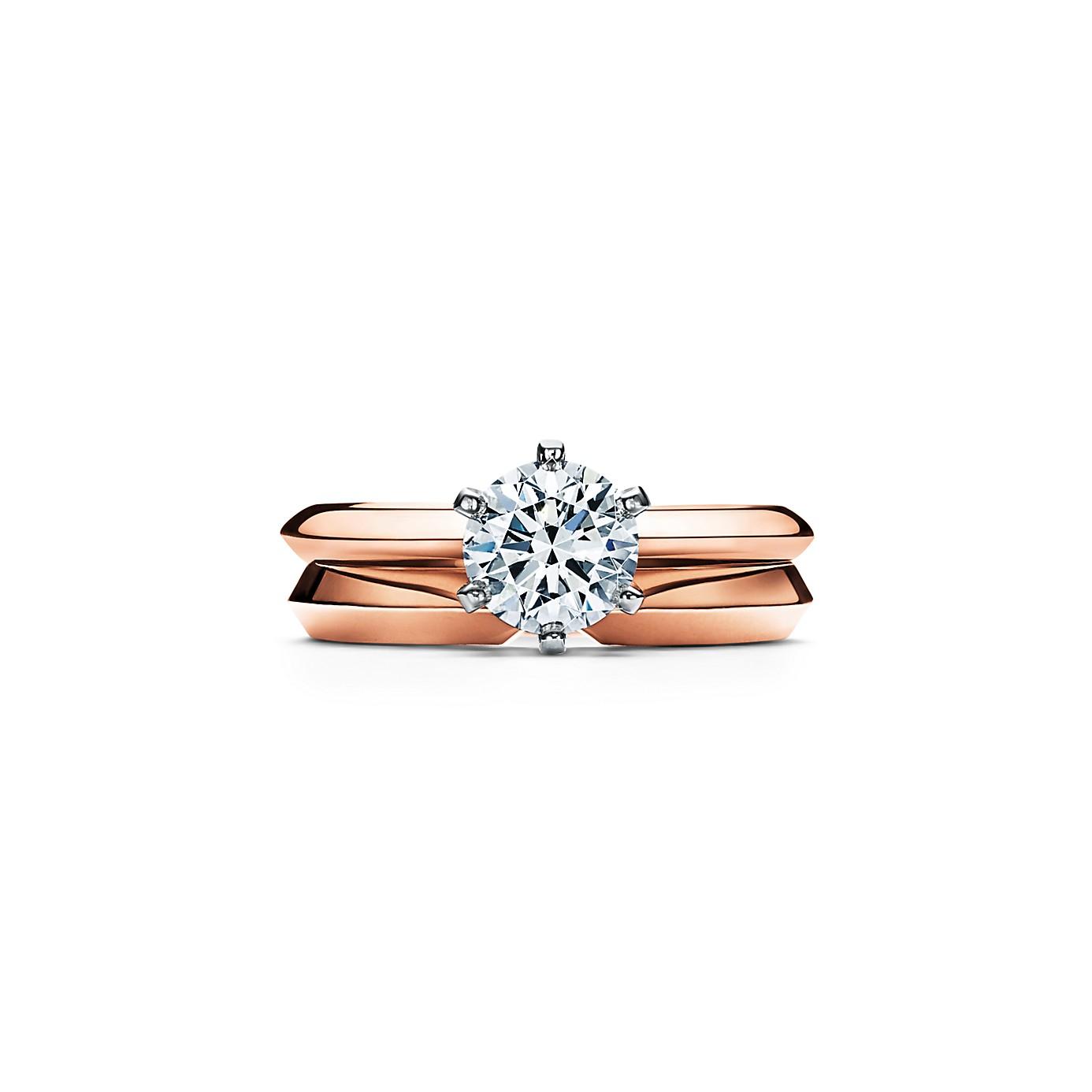 ティファニー セッティング エンゲージメント リング(3)―Tiffany & Co.(ティファニー)