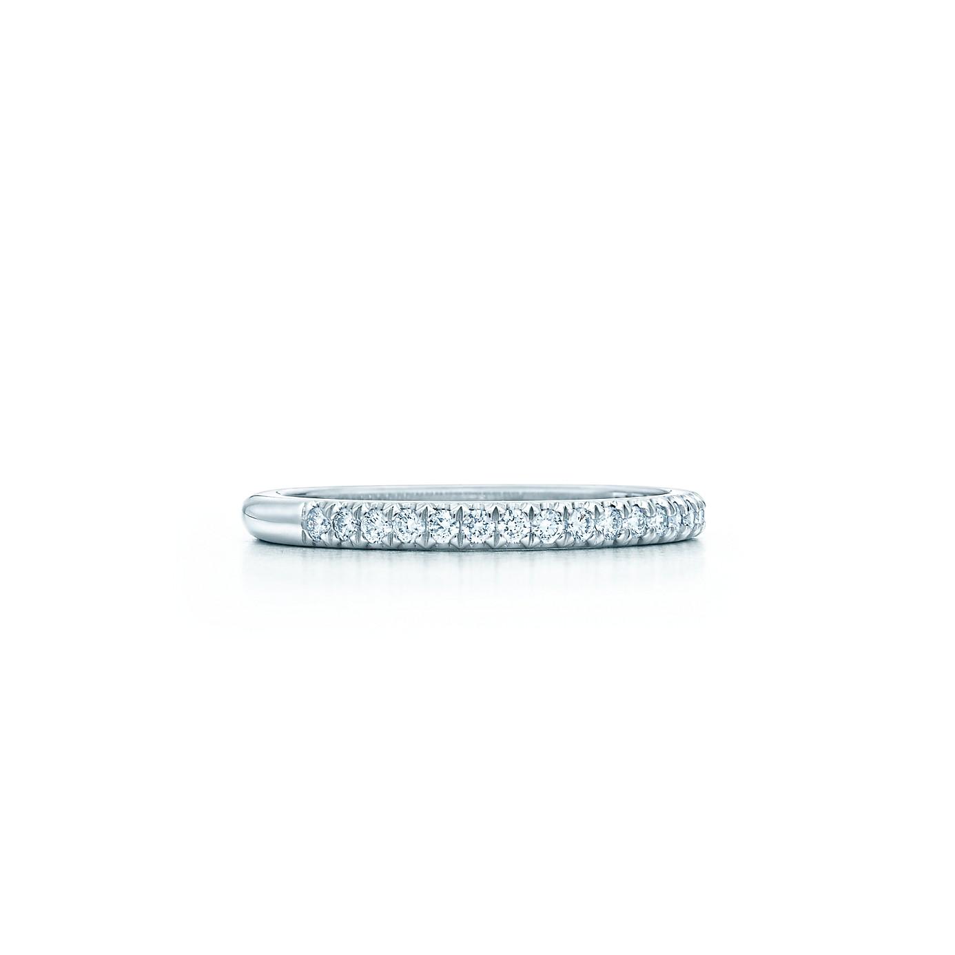 ティファニー ソレスト バンドリング ダイヤモンド(1)―Tiffany & Co.(ティファニー)