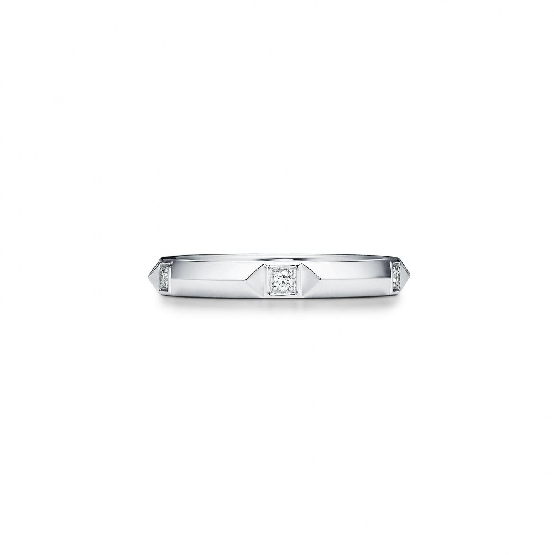 ティファニー T トゥルー バンドリング ダイヤモンド(1)―Tiffany & Co.(ティファニー)