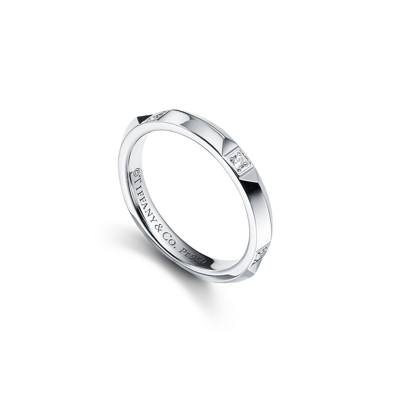 ティファニー T トゥルー バンドリング ダイヤモンド(2)―Tiffany & Co.(ティファニー)