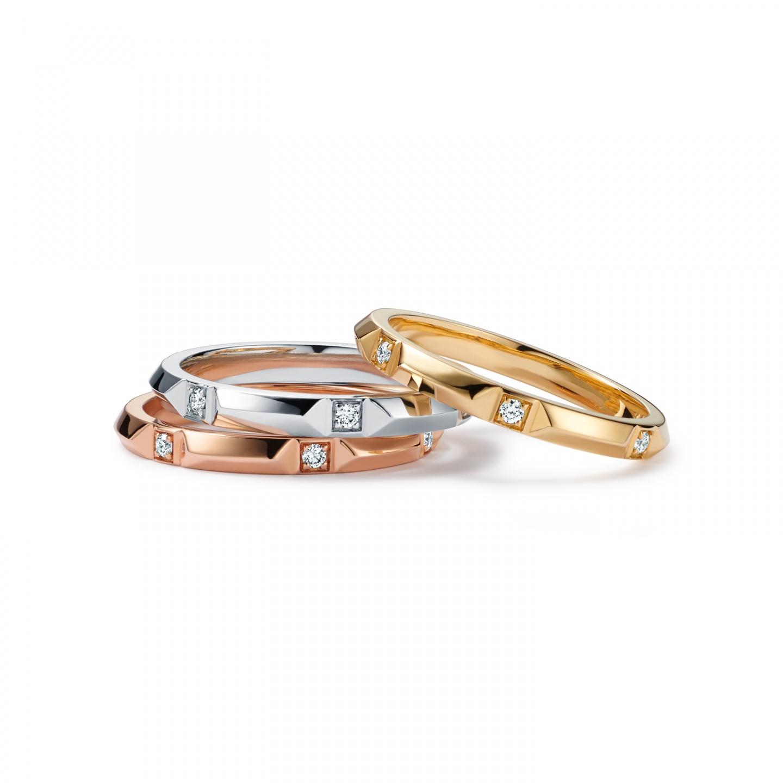 ティファニー T トゥルー バンドリング ダイヤモンド(5)―Tiffany & Co.(ティファニー)
