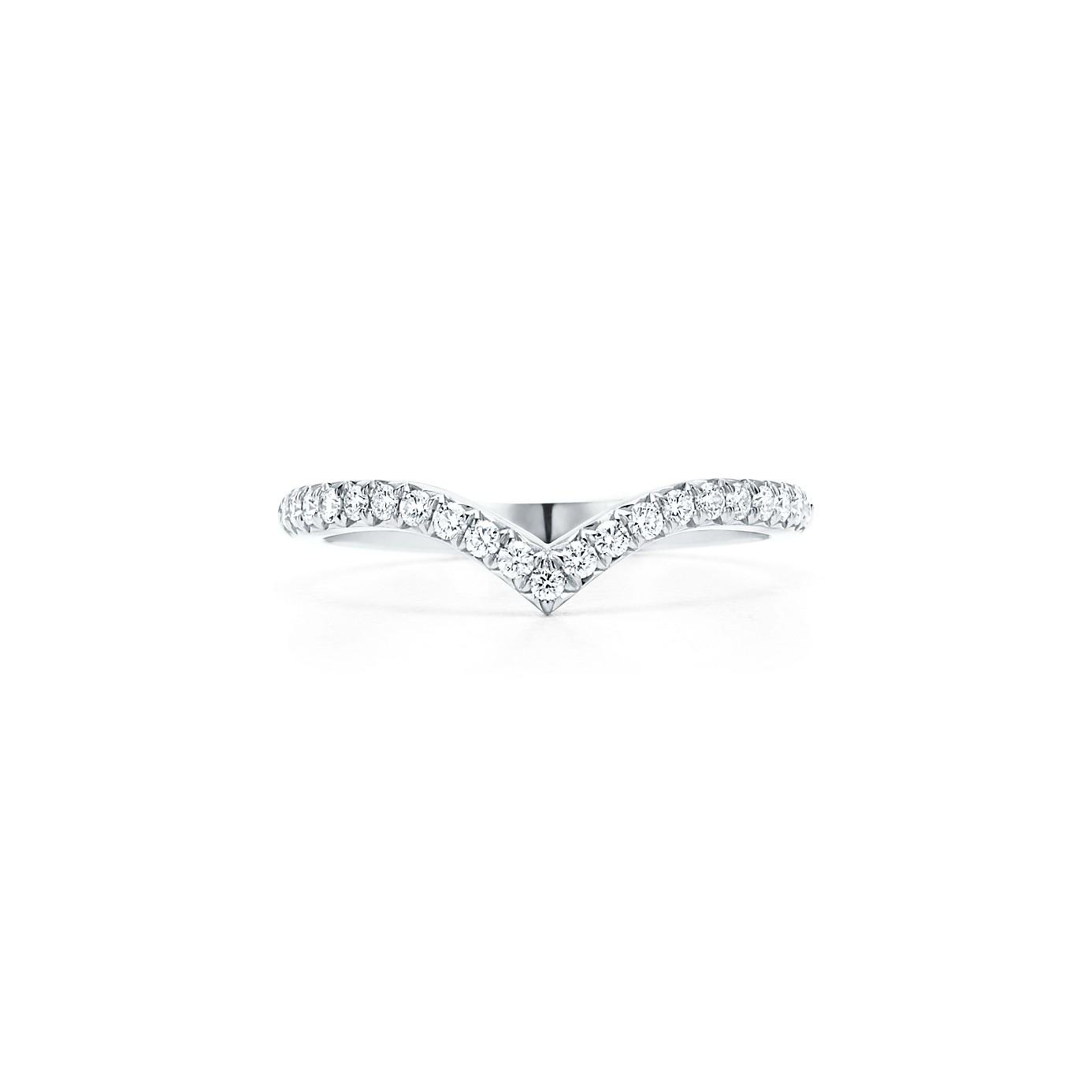 ティファニー ソレスト V リング ダイヤモンド(1)―Tiffany & Co.(ティファニー)