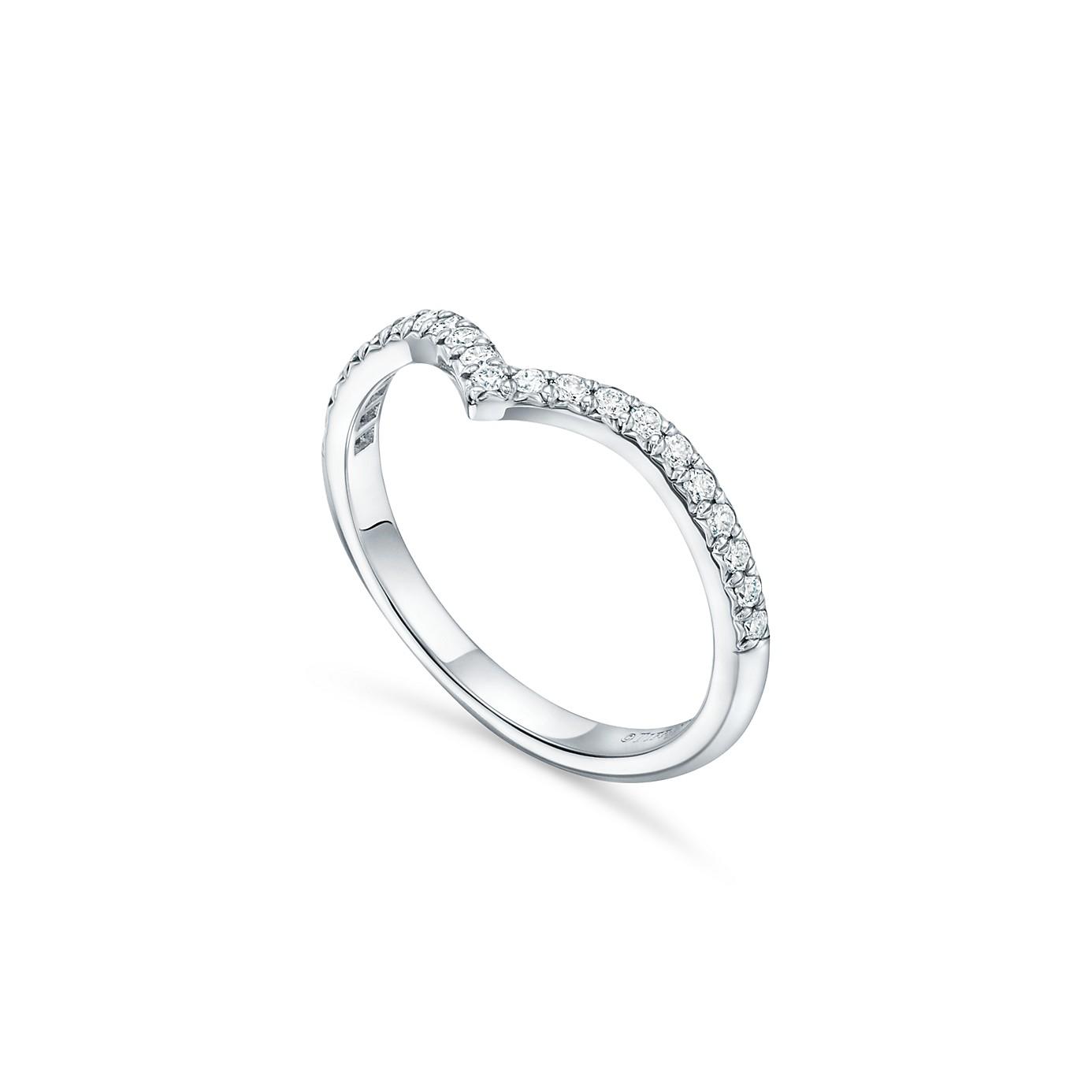 ティファニー ソレスト V リング ダイヤモンド(2)―Tiffany & Co.(ティファニー)