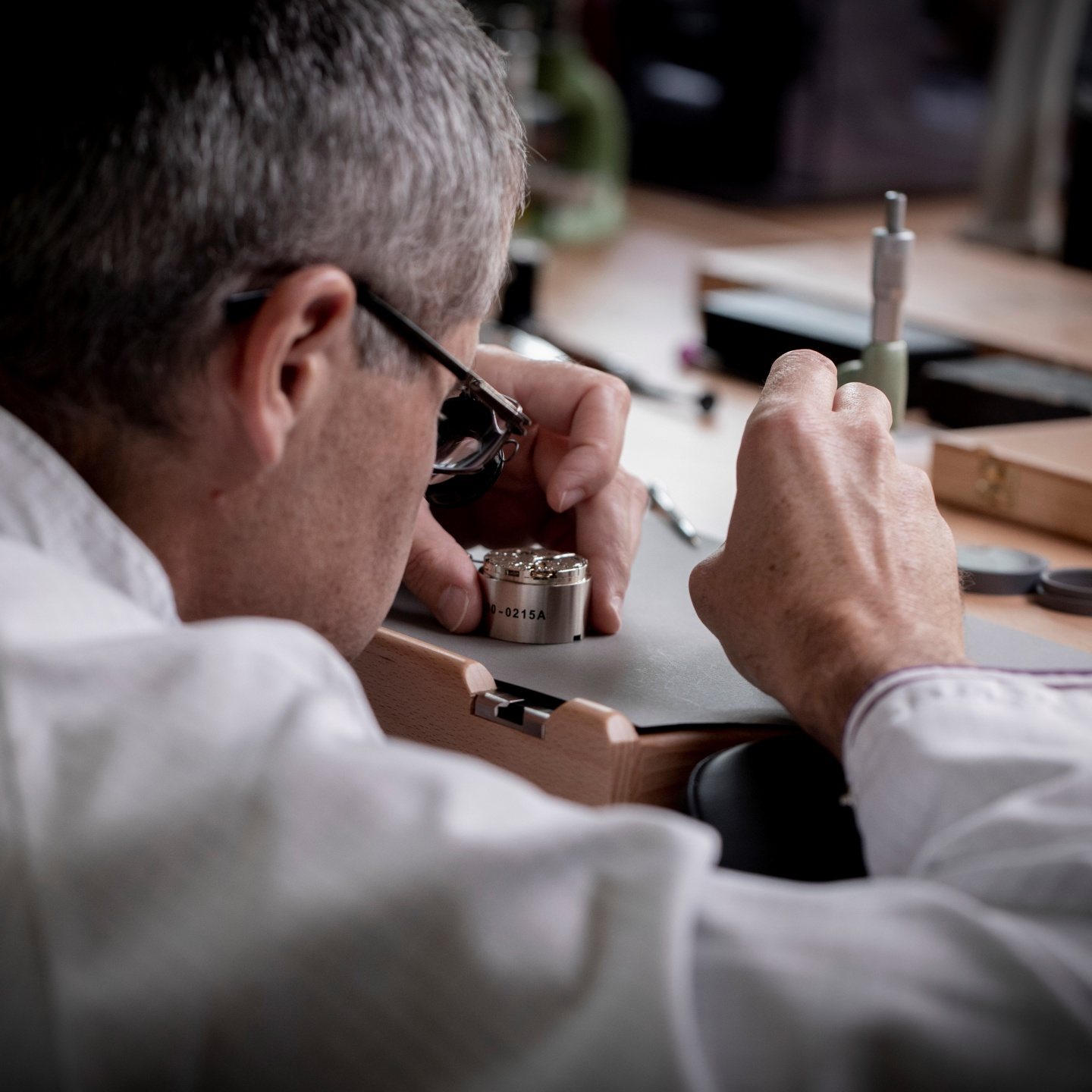 MEET OUR ARTISANS From expertise to emotion  ショパールの誇り高き職人たち(6)―Chopard(ショパール)