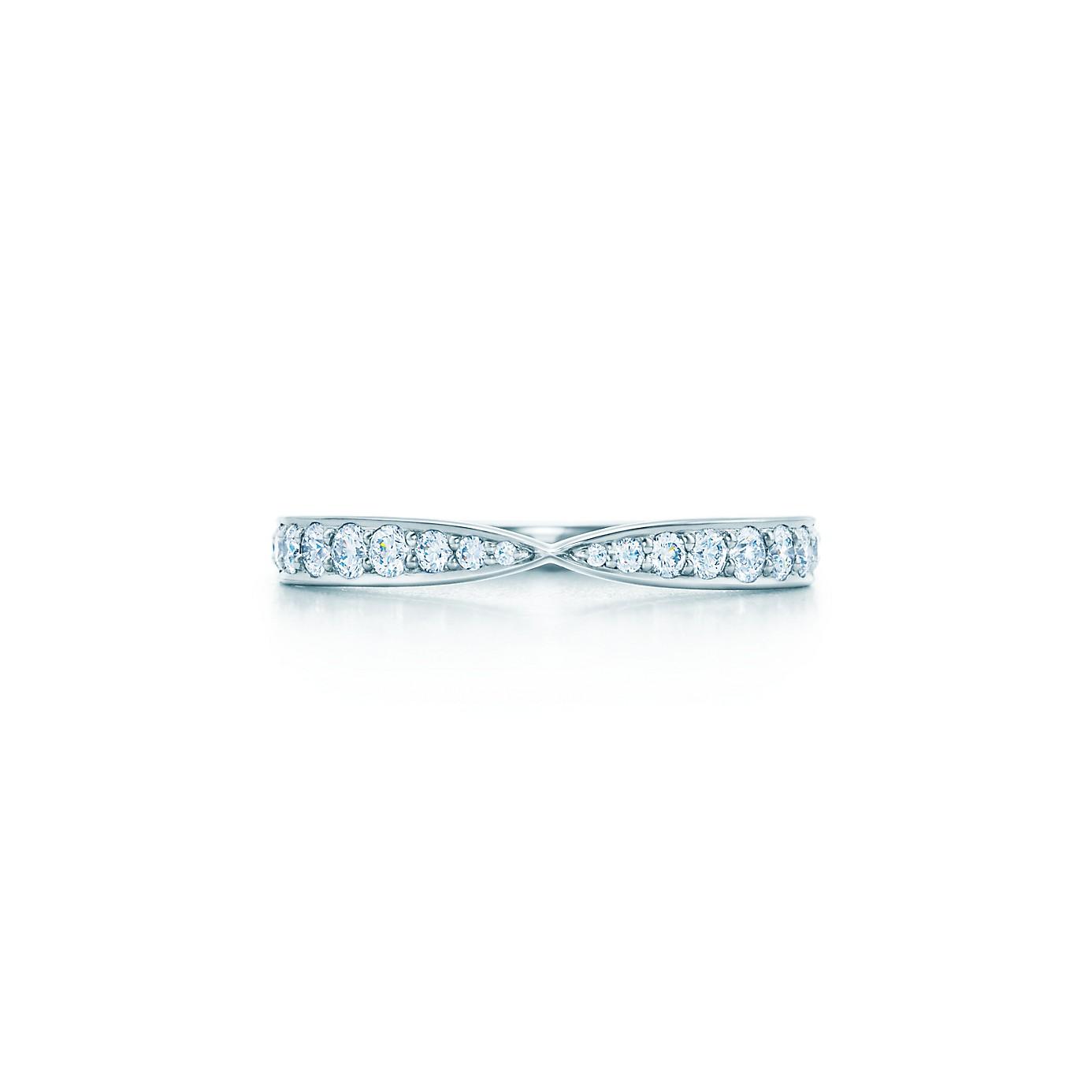ティファニー ハーモニー ビーズ セット ダイヤモンド リング(1)―Tiffany & Co.(ティファニー)