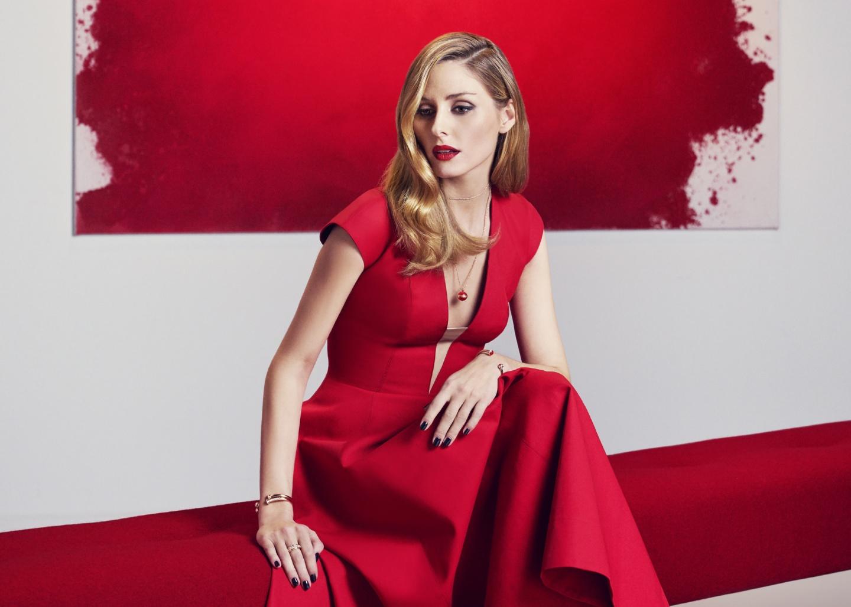 ピアジェとオリヴィア・パレルモがコラボレーション。ピアジェの新ポセション キャンペーンに登場(0)―Piaget(ピアジェ)