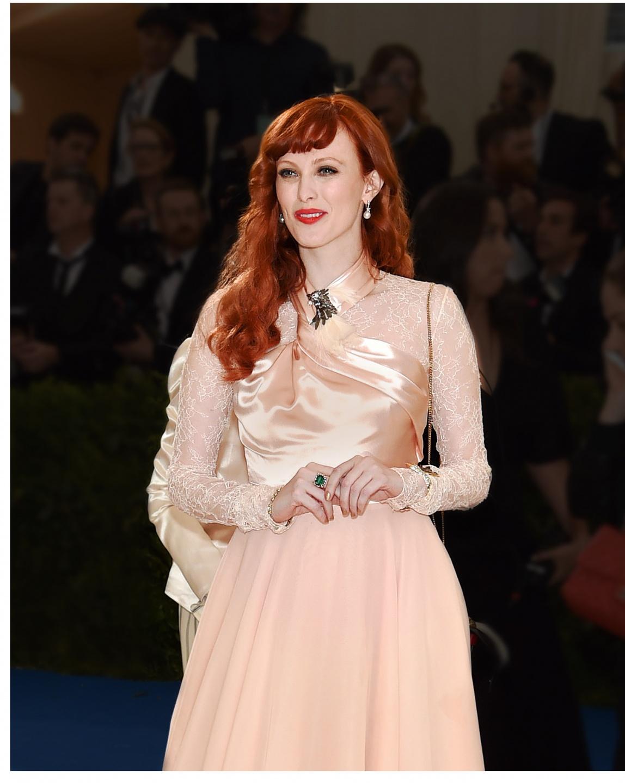 ティファニーのハイジュエリーを纏い、豪華セレブリティがMet Gala 2017に登場(6)―Tiffany & Co.(ティファニー)