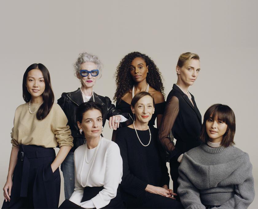 ミキモトのパールジュエリーをまとった女性たちの新しいキャンペーンムービー 「PEARLS OF WISDOM」公開スタート(1)―MIKIMOTO(ミキモト)