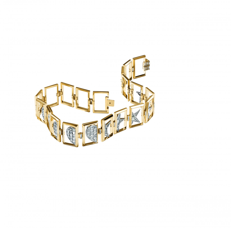 スクリーン・アクターズ・ギルド賞2019 レディー・ガガ、「ティファニー ブルーブック コレクション 2019」を纏ってレッドカーペットに登場(3)―Tiffany & Co.(ティファニー)