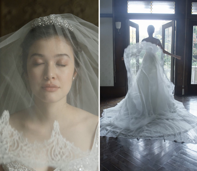 """花嫁の""""人生で最も幸せな瞬間""""を表現した ブライダルキャンペーンムービー 「My Princess Moment」を公開(1)―MIKIMOTO(ミキモト)"""