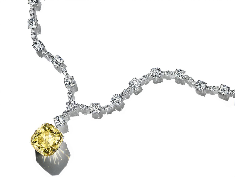 第91回アカデミー賞授賞式 レディー・ガガ、「ティファニー ダイヤモンド」を纏って登場(3)―Tiffany & Co.(ティファニー)