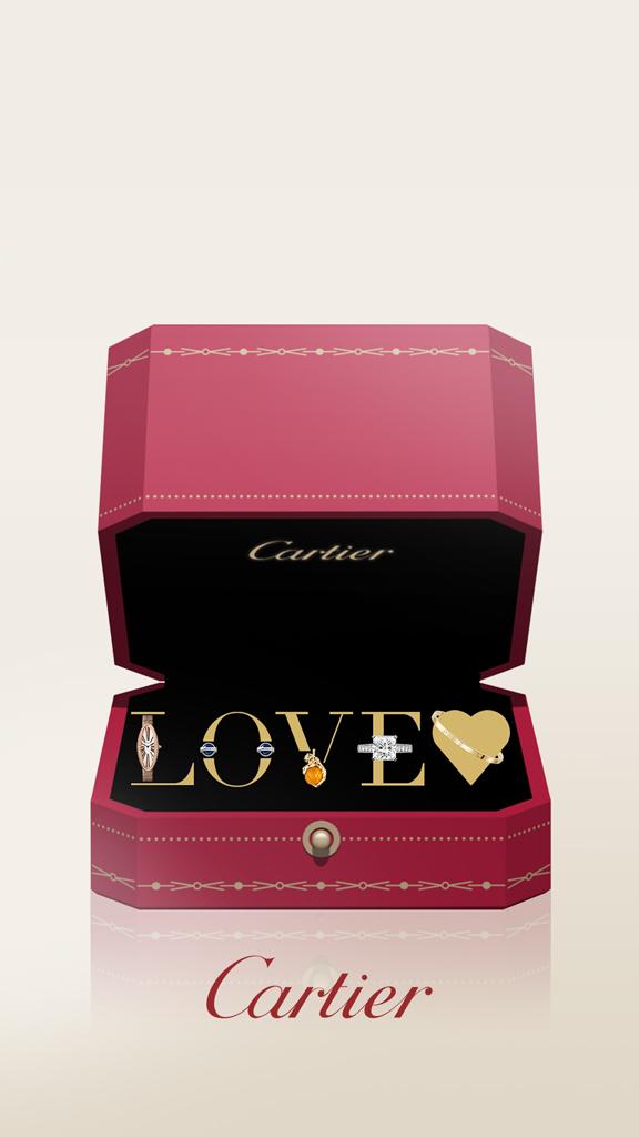 """Cartier WISH"" 特別メッセージサイト オープン(2)―Cartier(カルティエ)"