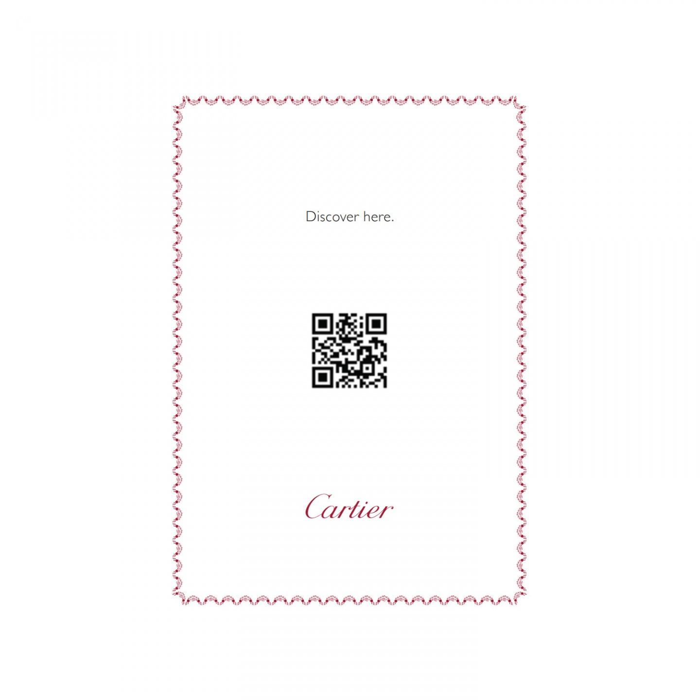 カルティエの比類なきダイヤモンドが輝く日本限定のブライダル モバイルサイトがローンチ(1)―Cartier(カルティエ)