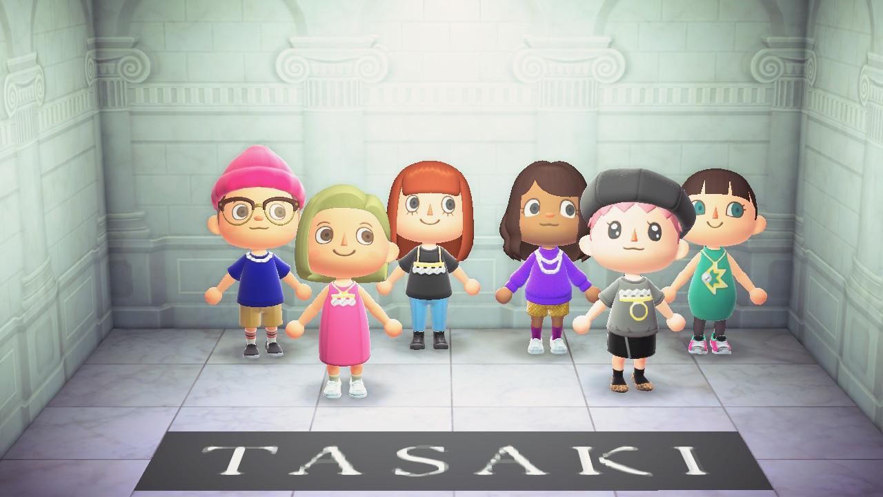 TASAKI 「あつまれ どうぶつの森」オリジナルマイデザインをリリース(2)―TASAKI(タサキ)