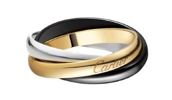 カルティエのアイコンジュエリー 「トリニティ」のホリデーシーズン限定リングが登場(1)―Cartier(カルティエ)