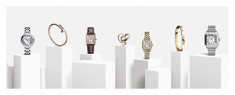 カルティエのデザインを称える新たなキャンペーンを発表(0)―Cartier(カルティエ)