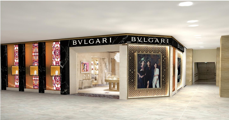 ブルガリ 2021年4月17日(土)近鉄あべのハルカス店がグランドオープン(0)―BVLGARI(ブルガリ)