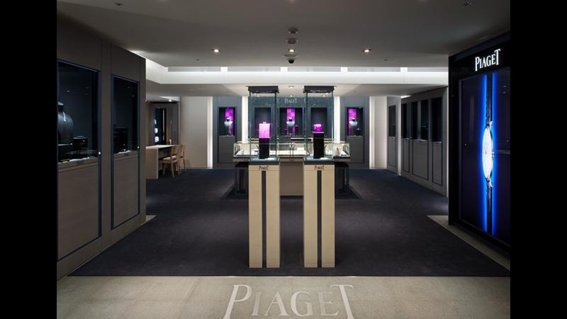 ピアジェ ブティック 西武池袋本店―Piaget(ピアジェ)