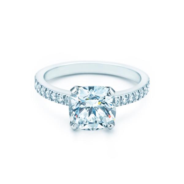 ティファニー ノヴォ エンゲージメント リング(1)―Tiffany & Co.(ティファニー)