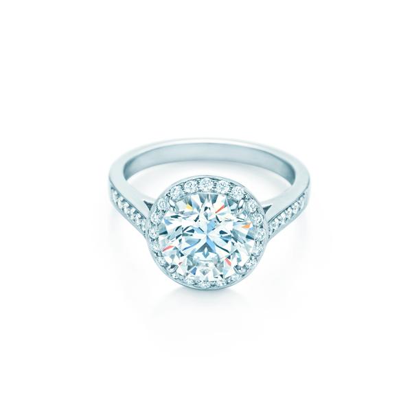 ティファニー エンブレイス エンゲージメント リング(1)―Tiffany & Co.(ティファニー)