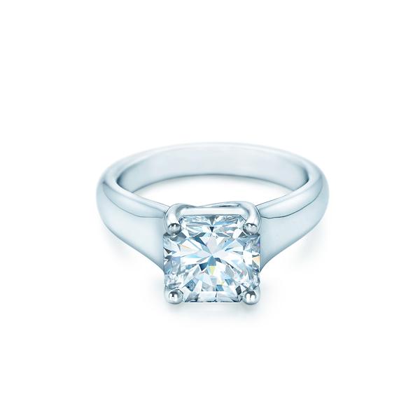 ルシダ エンゲージメント リング(1)―Tiffany & Co.(ティファニー)
