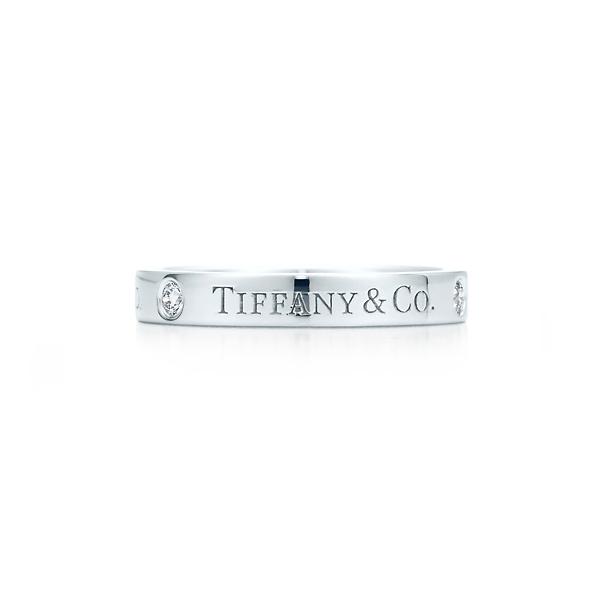 Tiffany & Co. フラット バンドリング(1)―Tiffany & Co.(ティファニー)