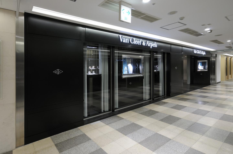 西武池袋本店―Van Cleef & Arpels(ヴァン クリーフ&アーペル)