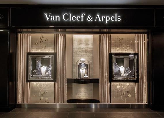 福岡店―Van Cleef & Arpels(ヴァン クリーフ&アーペル)