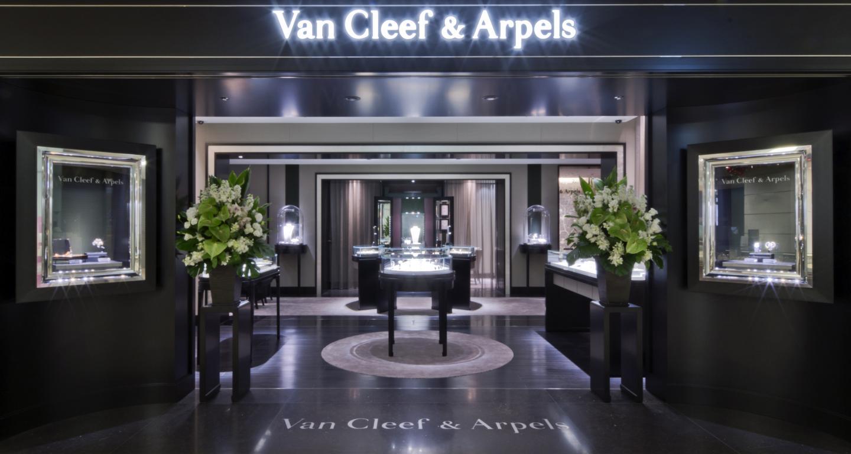 そごう横浜店―Van Cleef & Arpels(ヴァン クリーフ&アーペル)