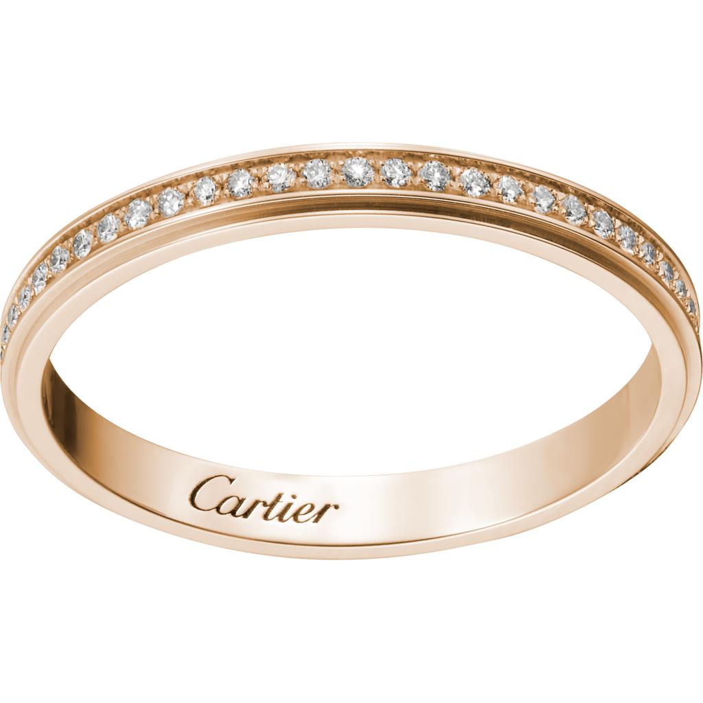 カルティエ ダムール ウェディング リング(1)―Cartier(カルティエ)